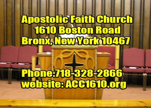 Apostolic Faith Church