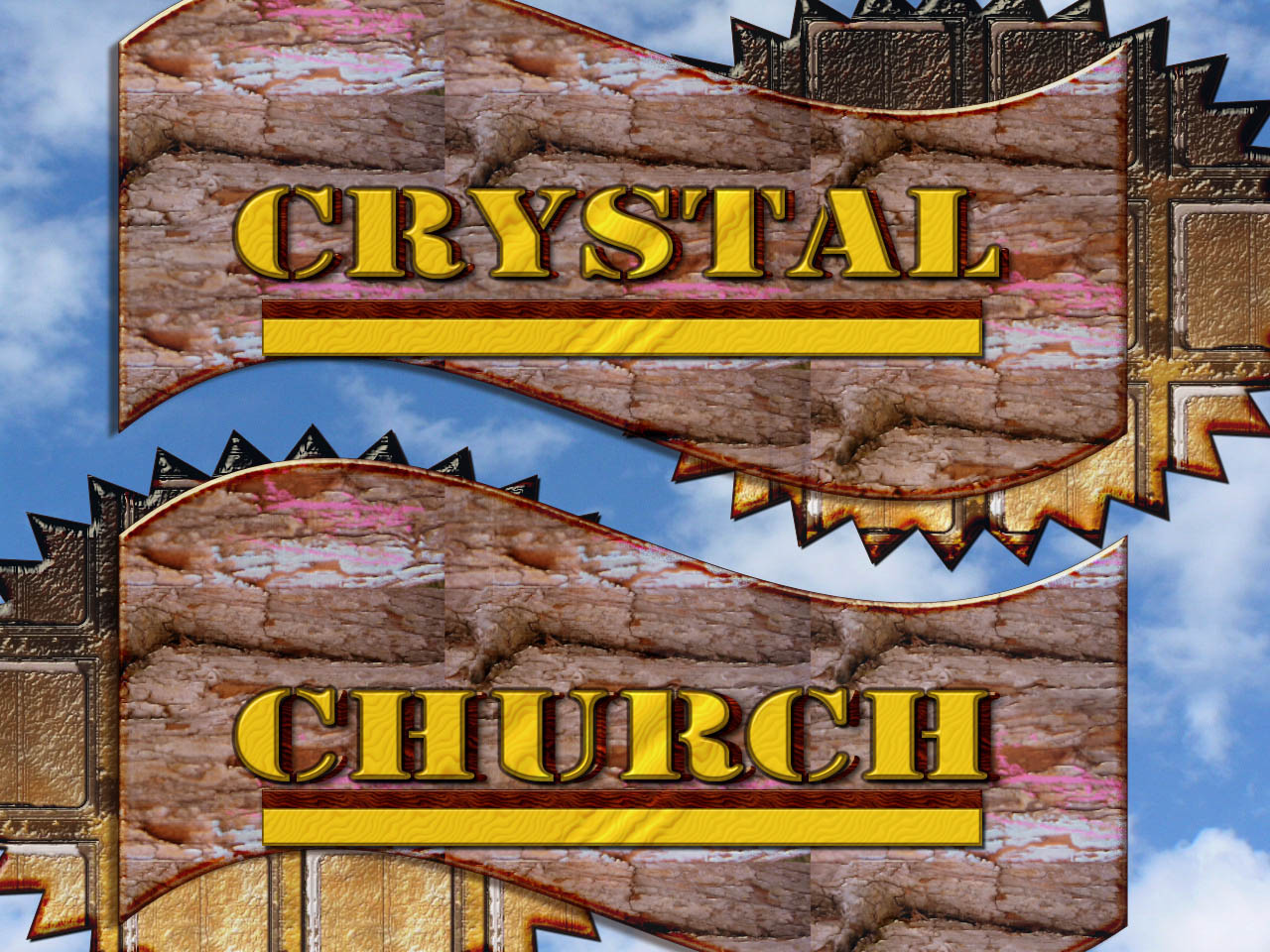 crystal church